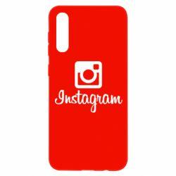 Чохол для Samsung A50 Instagram
