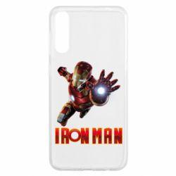 Чохол для Samsung A50 Iron Man 2