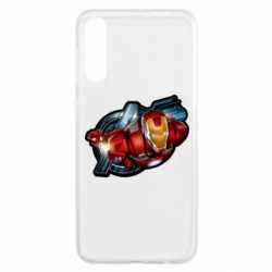Чохол для Samsung A50 Iron Man and Avengers