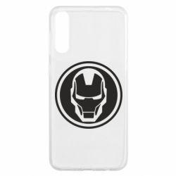 Чохол для Samsung A50 Iron man symbol