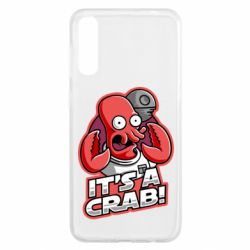 Чохол для Samsung A50 It's a crab!