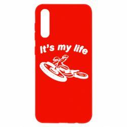 Чохол для Samsung A50 it's my moto life