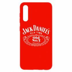 Чехол для Samsung A50 Jack Daniel's Old Time