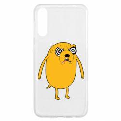 Чохол для Samsung A50 Jake from  Adventure Time