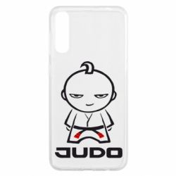 Чохол для Samsung A50 Judo Fighter
