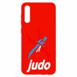 Чохол для Samsung A50 Judo Logo
