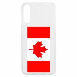 Чохол для Samsung A50 Канада