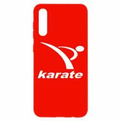 Чохол для Samsung A50 Karate