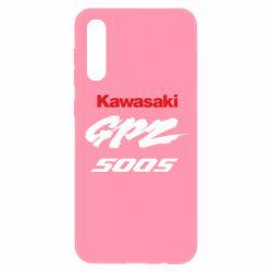 Чохол для Samsung A50 Kawasaki GPZ500S