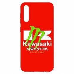 Чохол для Samsung A50 Kawasaki Monster Energy