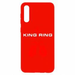 Чохол для Samsung A50 King Ring
