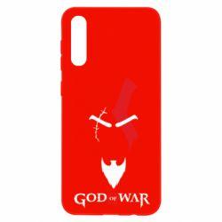 Чехол для Samsung A50 Kratos - God of war