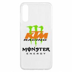 Чохол для Samsung A50 KTM Monster Enegry