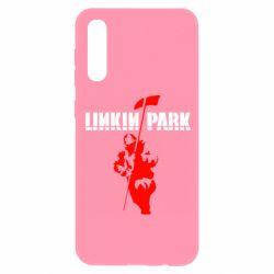 Чохол для Samsung A50 Linkin Park Альбом