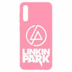 Чохол для Samsung A50 Linkin Park