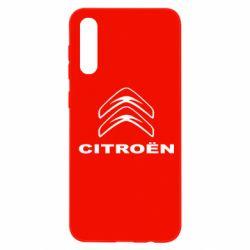 Чохол для Samsung A50 Логотип Citroen