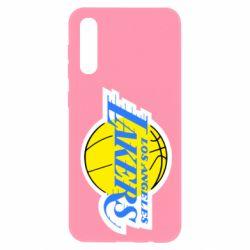 Чохол для Samsung A50 Los Angeles Lakers