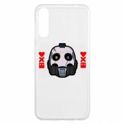 Чехол для Samsung A50 Love death and robots