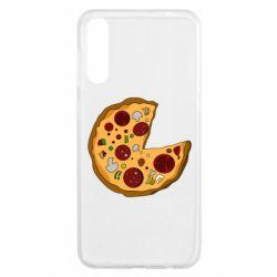 Чохол для Samsung A50 Love Pizza