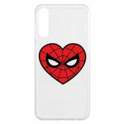 Чохол для Samsung A50 Love spider man