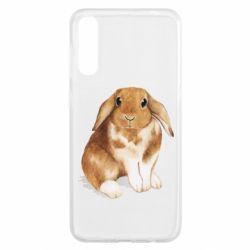 Чохол для Samsung A50 Маленький кролик