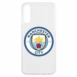Чохол для Samsung A50 Manchester City