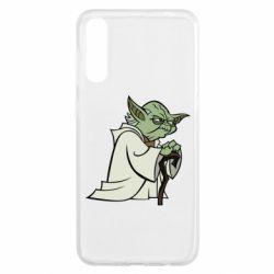 Чохол для Samsung A50 Master Yoda