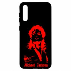 Чохол для Samsung A50 Майкл Джексон