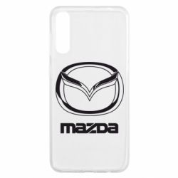 Чохол для Samsung A50 Mazda Logo