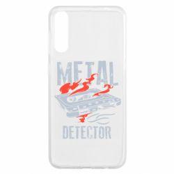 Чохол для Samsung A50 Metal detector