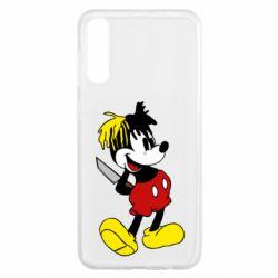 Чохол для Samsung A50 Mickey XXXTENTACION