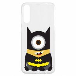 Чохол для Samsung A50 Minion Batman