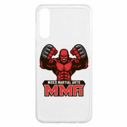 Чохол для Samsung A50 MMA Fighter 2