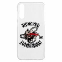 Чохол для Samsung A50 Mongrel MC