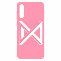 Чохол для Samsung A50 Monsta x simbol