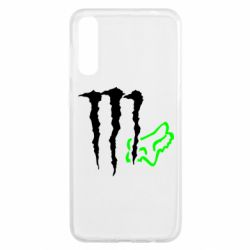 Чохол для Samsung A50 Monster Energy FoX