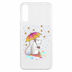 Чохол для Samsung A50 Mouse and rain