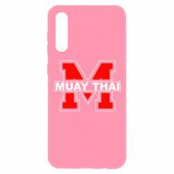 Чохол для Samsung A50 Muay Thai Big M