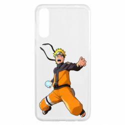Чохол для Samsung A50 Naruto rasengan
