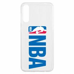 Чохол для Samsung A50 NBA Logo