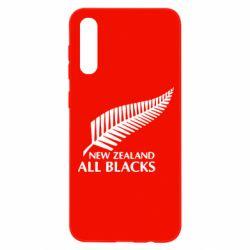 Чохол для Samsung A50 new zealand all blacks