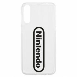 Чохол для Samsung A50 Nintendo logo