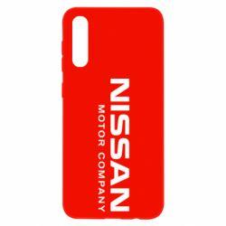Чохол для Samsung A50 Nissan Motor Company