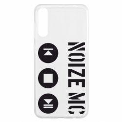 Чохол для Samsung A50 Noize MC-плеєр