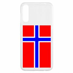 Чохол для Samsung A50 Норвегія