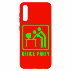 Чохол для Samsung A50 Office Party