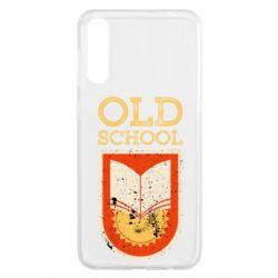 Чохол для Samsung A50 Old school