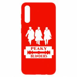 Чохол для Samsung A50 Peaky Blinders