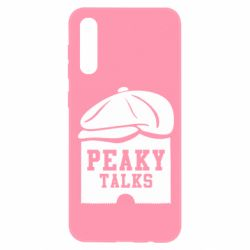 Чохол для Samsung A50 Peaky talks