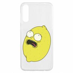 Чохол для Samsung A50 Pickle Rick Sanchez